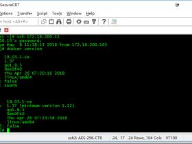 Kubernetes v1.9.7安装部署-Docker安装