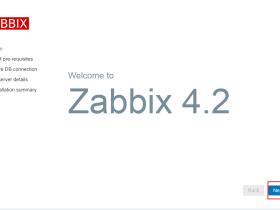 zabbix4.4编译安装