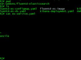快速搭建Kubernetes日志系统EFK