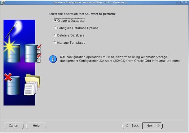 CentOS7安装Oracle11G完整版图文教程二(数据库建库)