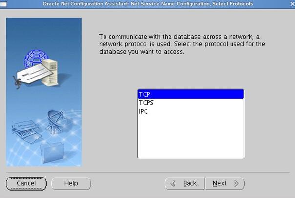 CentOS7安装Oracle11G完整版图文教程三(配置监听和网络服务)