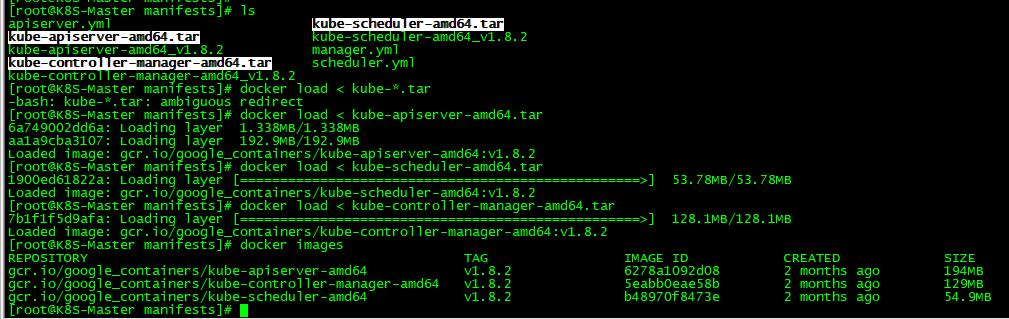 Docker镜像文件导入与导出