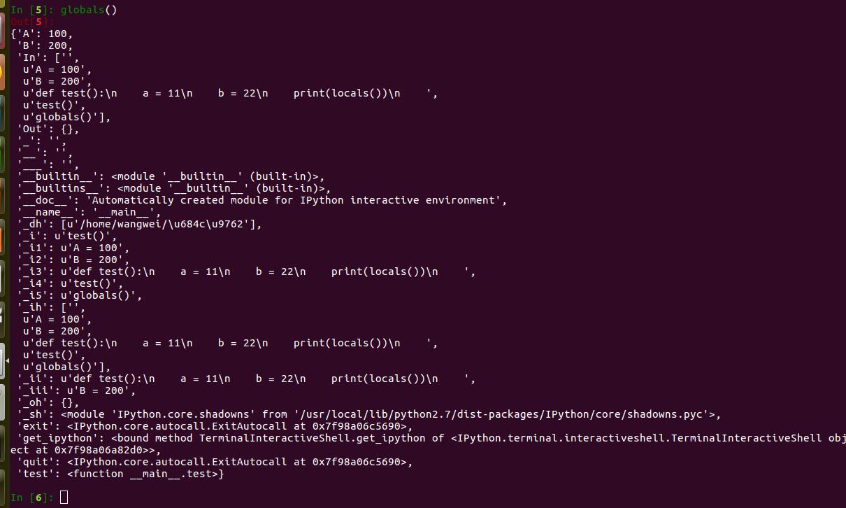 Python中的LEGB原则