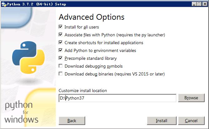Windows10同时安装Python2和Python3