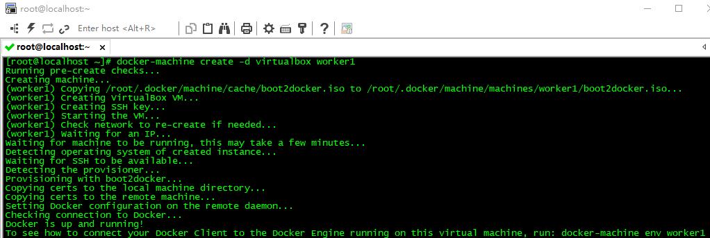 Docker三剑客之Docker Swarm
