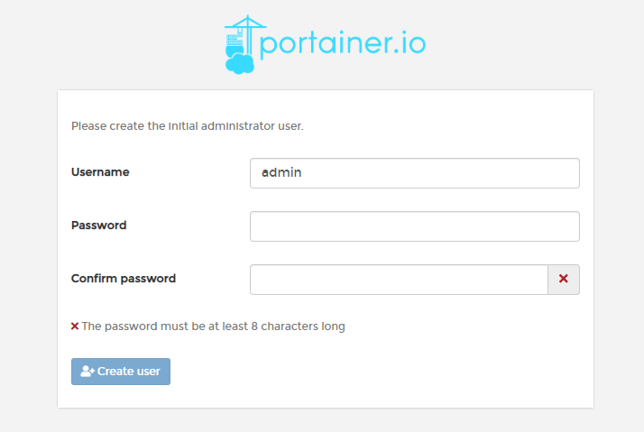 Docker图形化管理和监控神器Portainer
