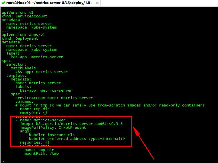 Kubernetes常用资源对象-Pod自动缩扩容
