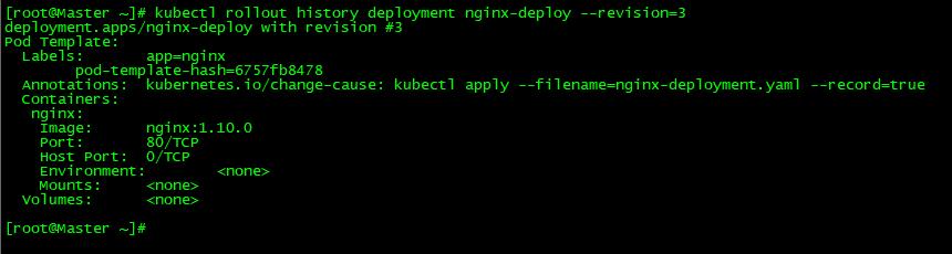 Kubernetes常用资源对象-Deployment