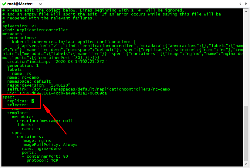 Kubernetes常用资源对象-RC和RS