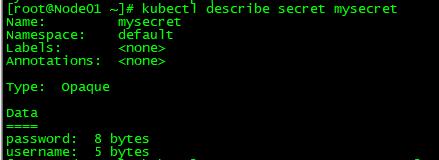 Kubernetes常用资源对象-Secret