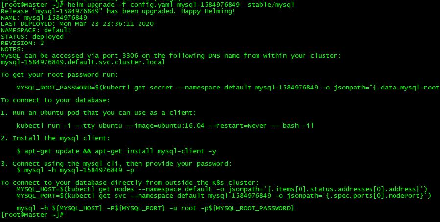 Kubernetes包管理工具-Helm3使用