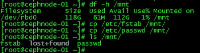 Ceph存储接口-Ceph RBD块存储