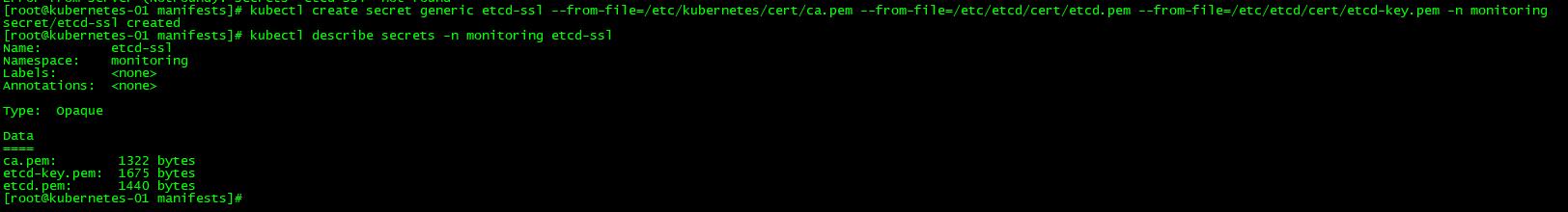 快速部署Kubernetes监控系统Kube-Prometheus