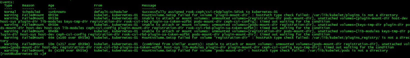 Rook快速编排Kubernetes分布式存储Ceph